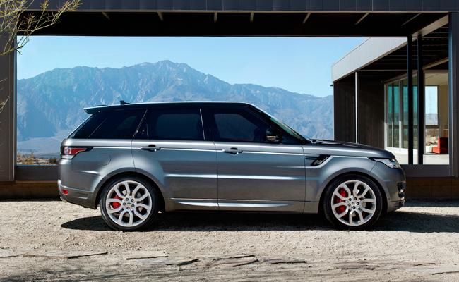 Спортивные диски для Range Rover Sport - вершина технологий