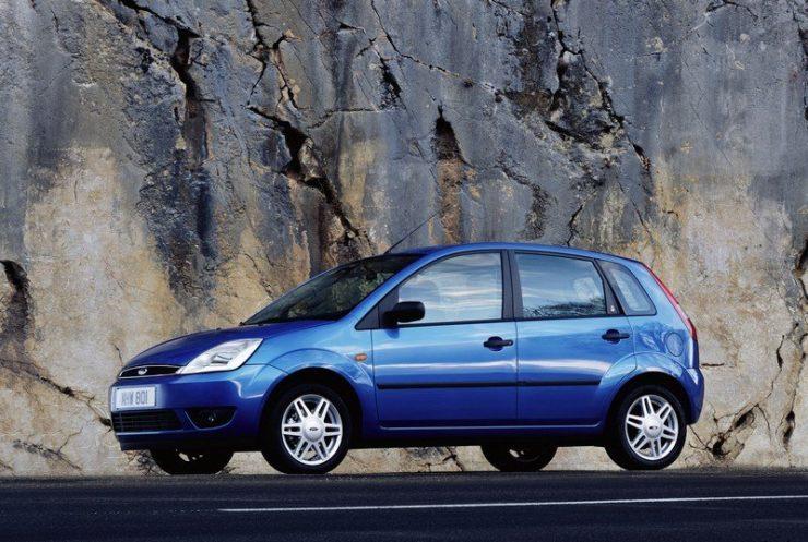 Автомобиль Форд Фиеста 3, 4, 5, 6 поколения