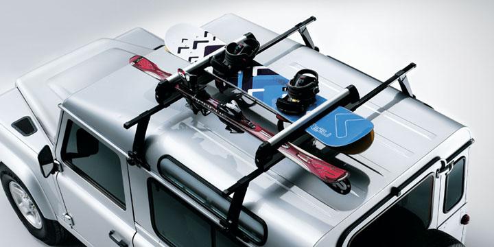 Багажники для лыж и сноуборда