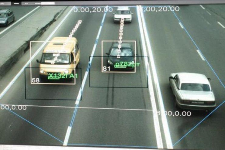 TRASSIR AvgSpeed для оперативного выявления нарушителей скоростного режима
