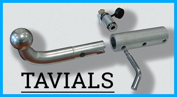 Особенности антикоррозийного покрытия фаркопов TAVIALS
