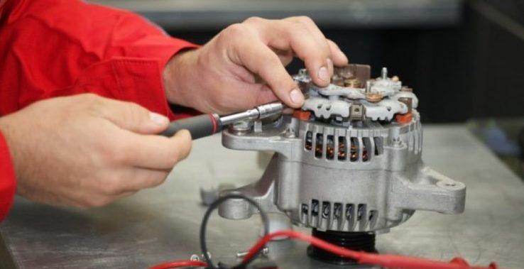 Неисправности генератора и стартера автомобиля