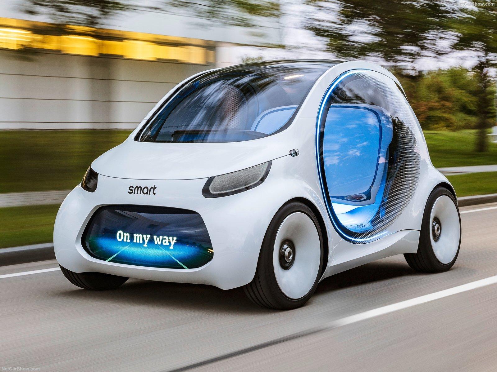 Автомобили марки Smart