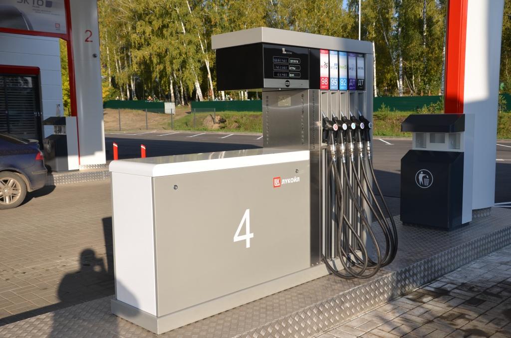 Назначение и порядок работы топливораздаточных колонок (ТРК) Цертус