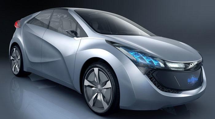 Новые автомобили компании Хендай