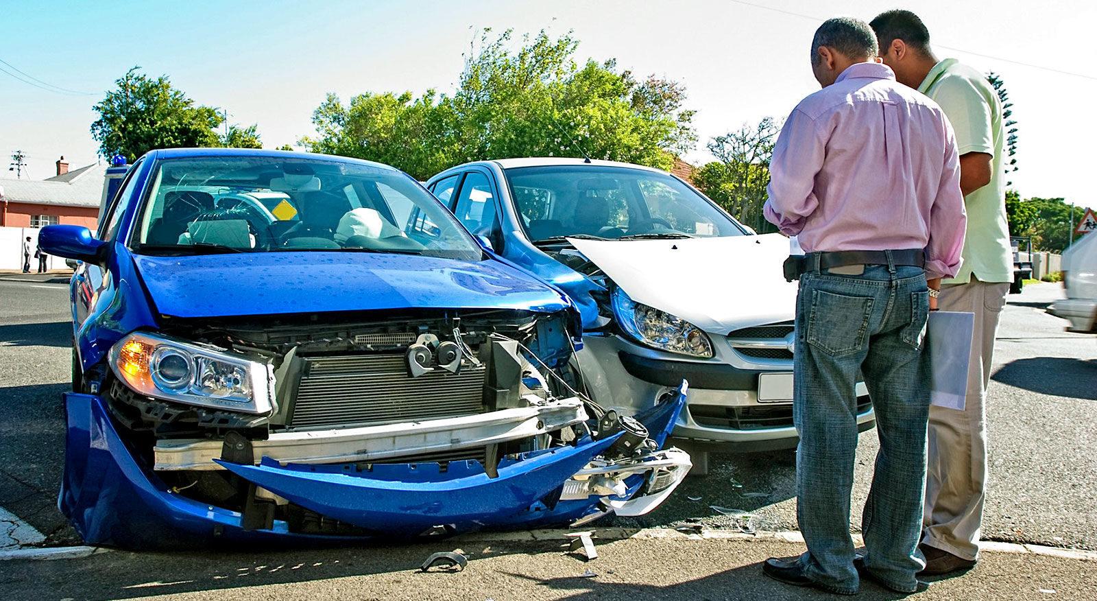 Продажа автомобиля после аварии