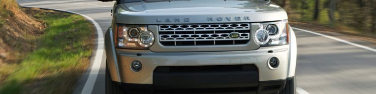 фара левая Land Rover Discovery 4