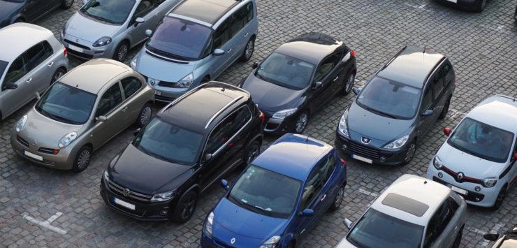 Автомобильные парковки около аэропортов