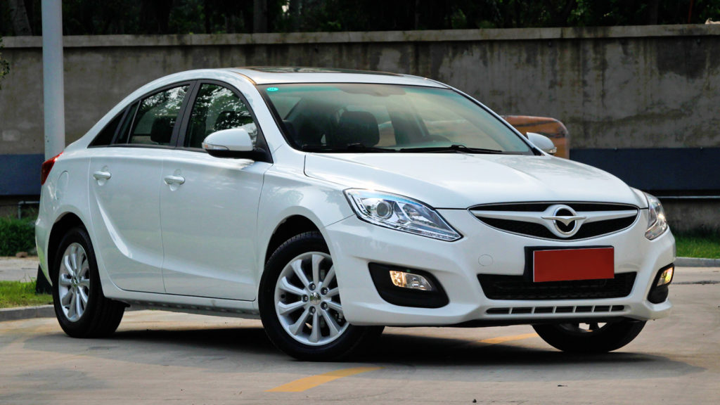 Geely GS6