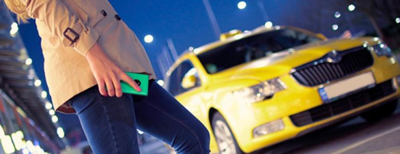 Кто сегодня пользуется услугами такси?