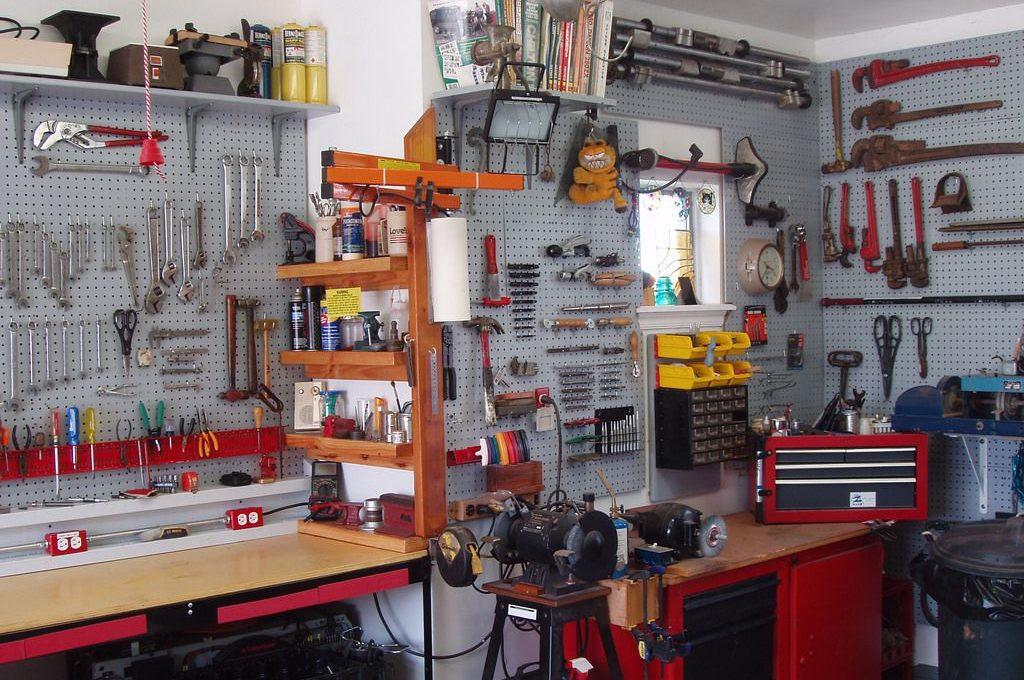 Оборудование для гаража и автосервиса