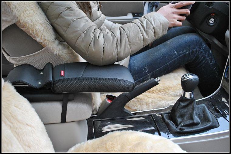 Подлокотник для водителя автомобиля
