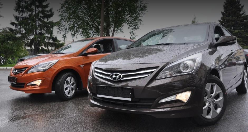 Автомобили марки Хендай в России