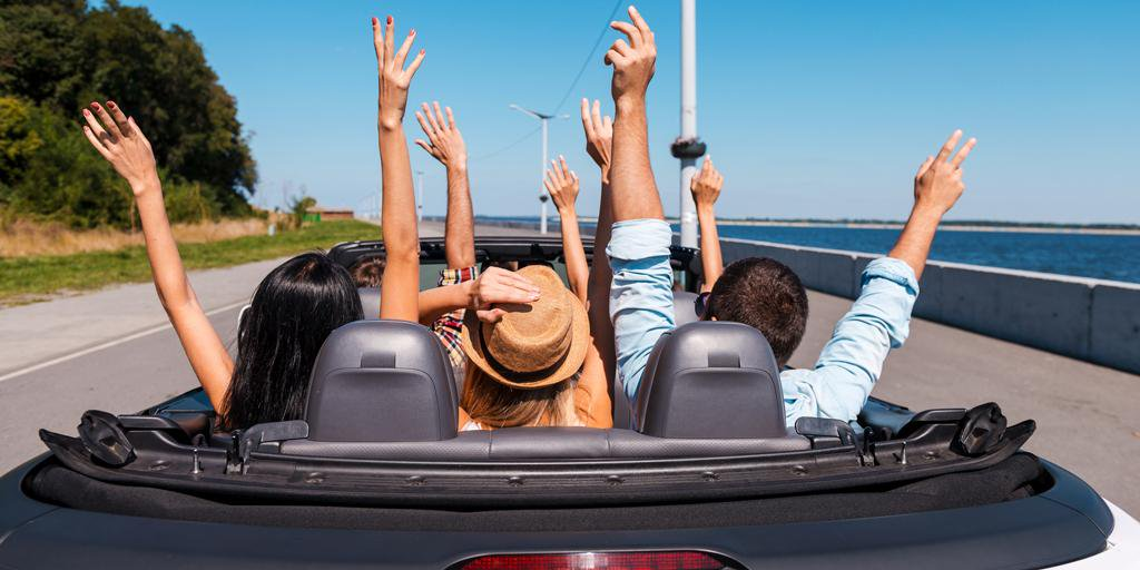 Аренда автомобилей для отдыха и других целей