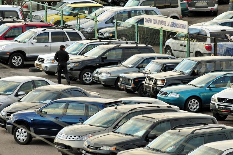 Популярность автомобилей с пробегом