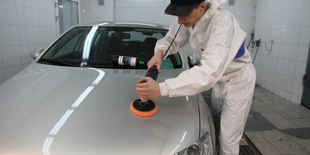 Дефекты лакокрасочного покрытия кузова автомобиля