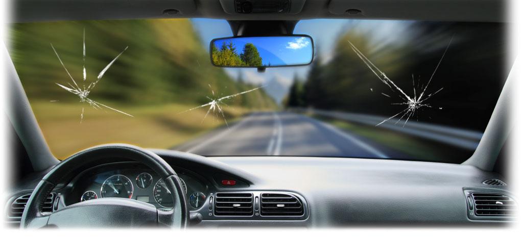 Ремонт лобового стекла - правила и рекомендации для водителей