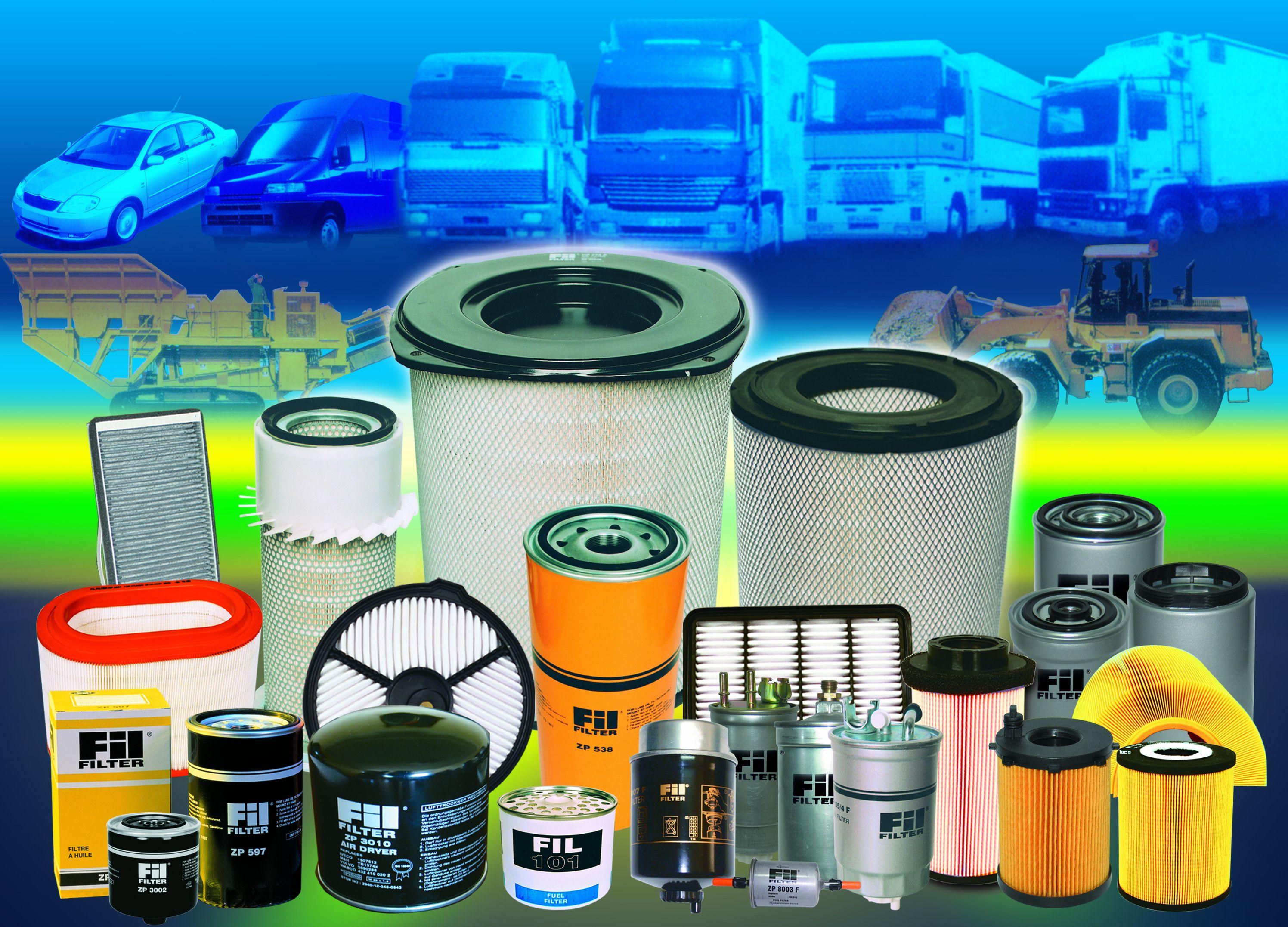 Фильтры для грузовиков и спецтехники: общие рекомендации