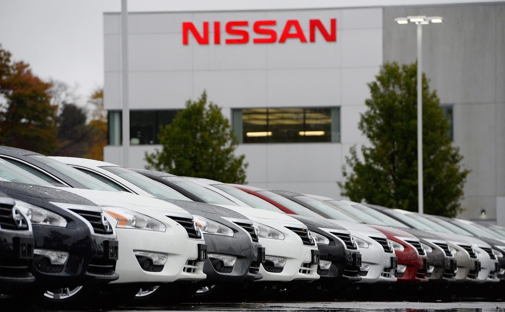 Автомобили японской компании Ниссан
