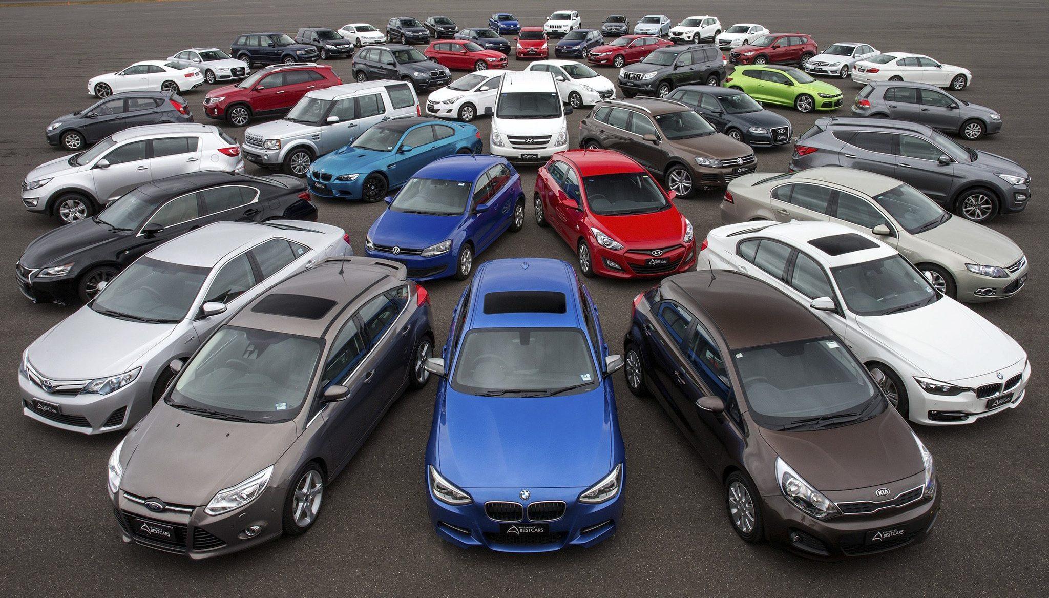 Выбор автомобиля подходящей марки и модели