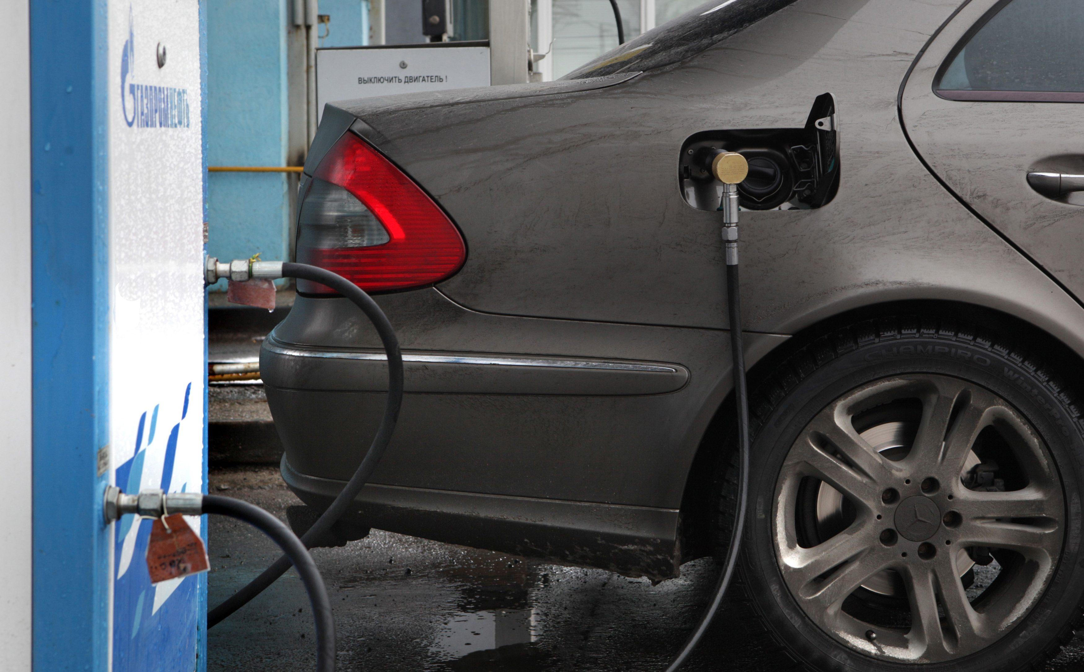 Преимущества перехода автотранспорта на метановое топливо