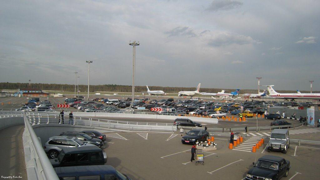 Преимущества автостоянок возле аэропортов