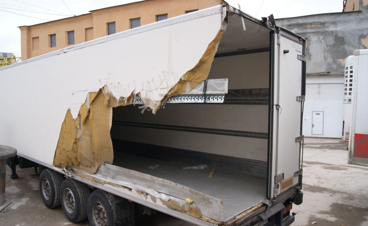Виды автомобильных фургонов и их ремонт