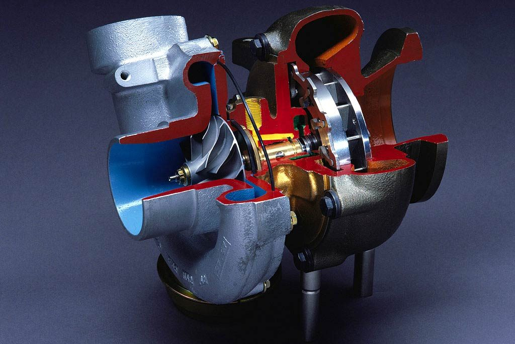 Профилактика нормальной работы турбины дизельного двигателя