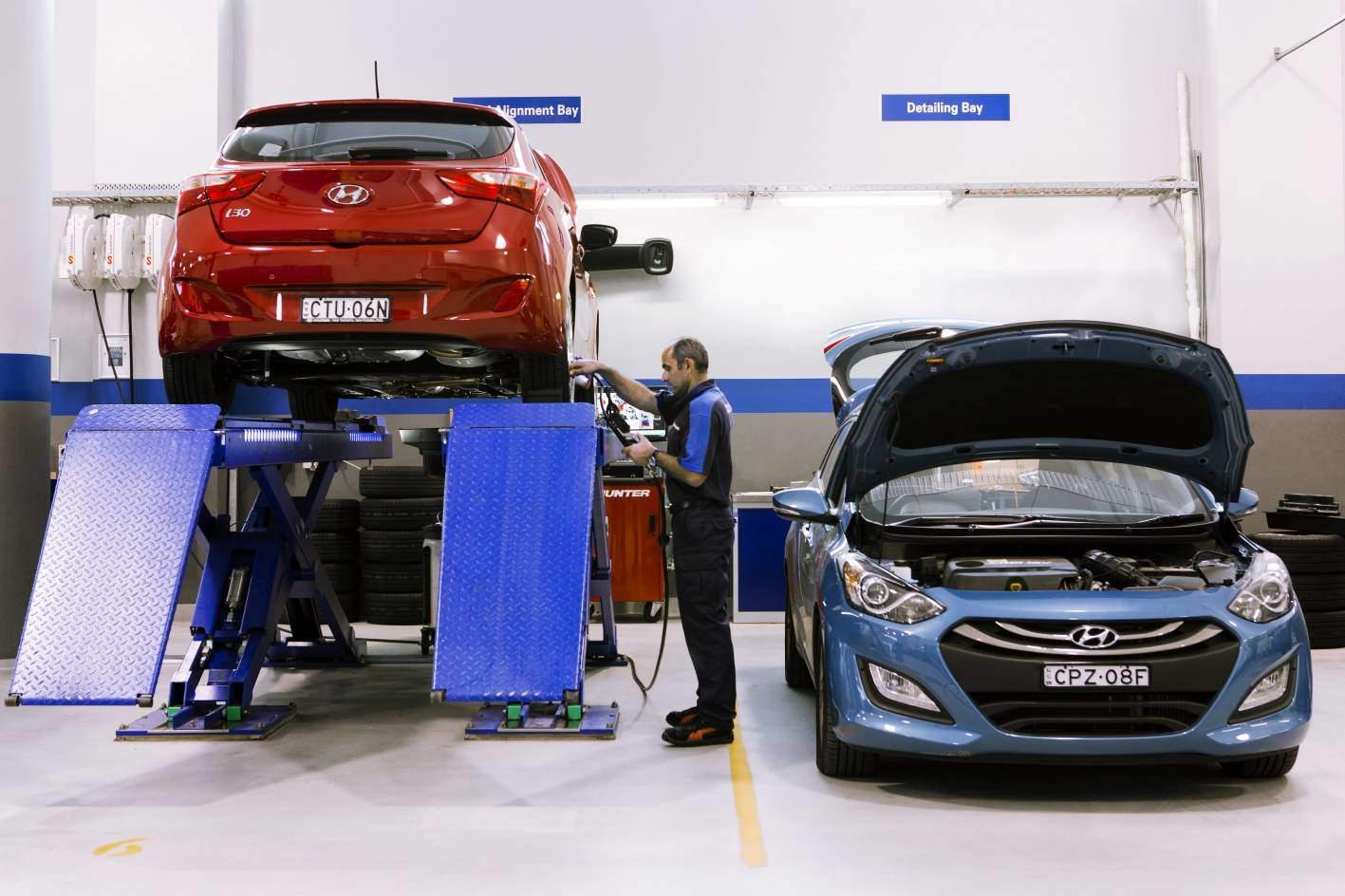 Корейские автомобили и их техническое обслуживание