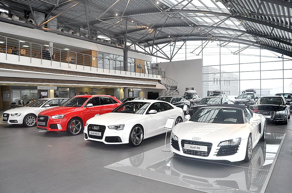 Покупка автомобиля Audi и дальнейшее его обслуживание