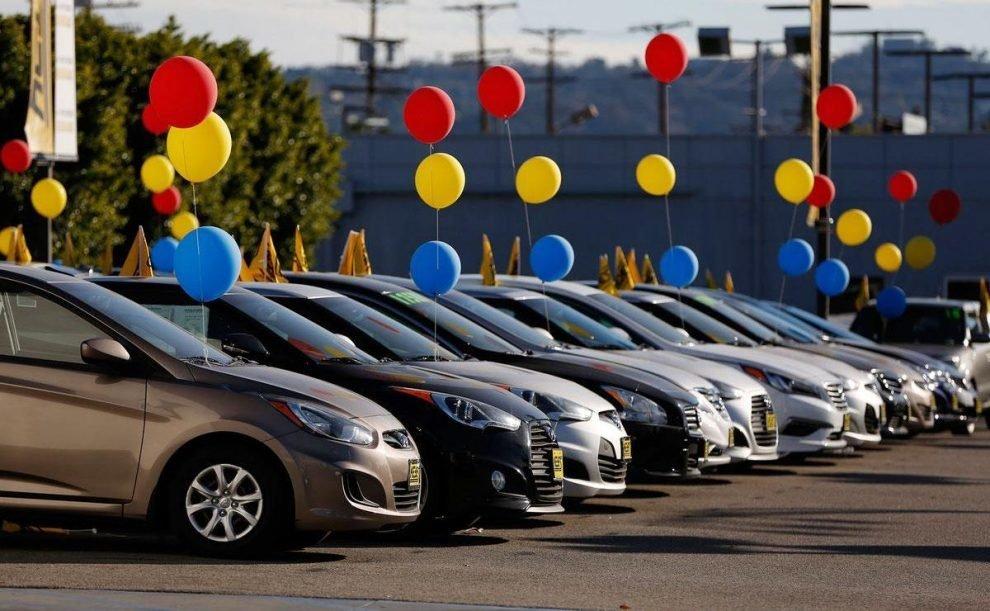 Современный прокат автомобилей в Украине