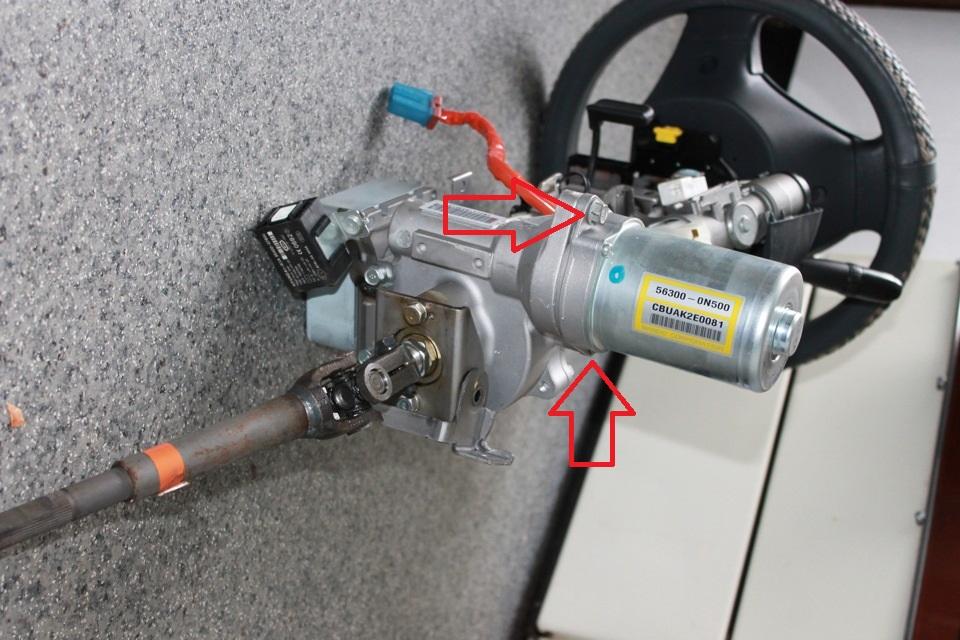 Электроусилитель руля и его ремонт