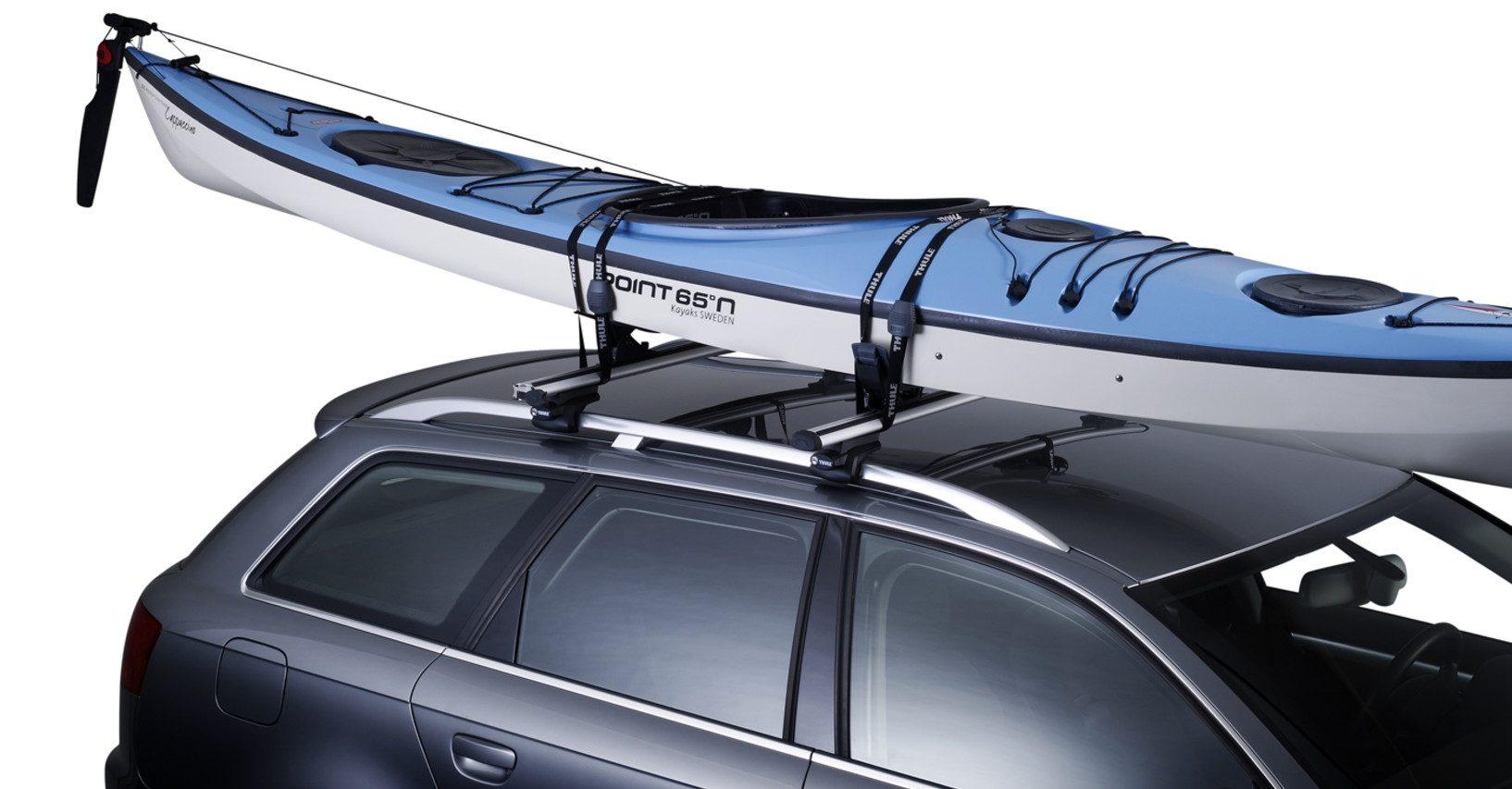 Выбор багажника на крыше автомобиля