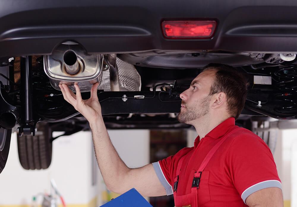 Специализированные автосервисы по ремонту и тюнингу выхлопной системы автомобиля