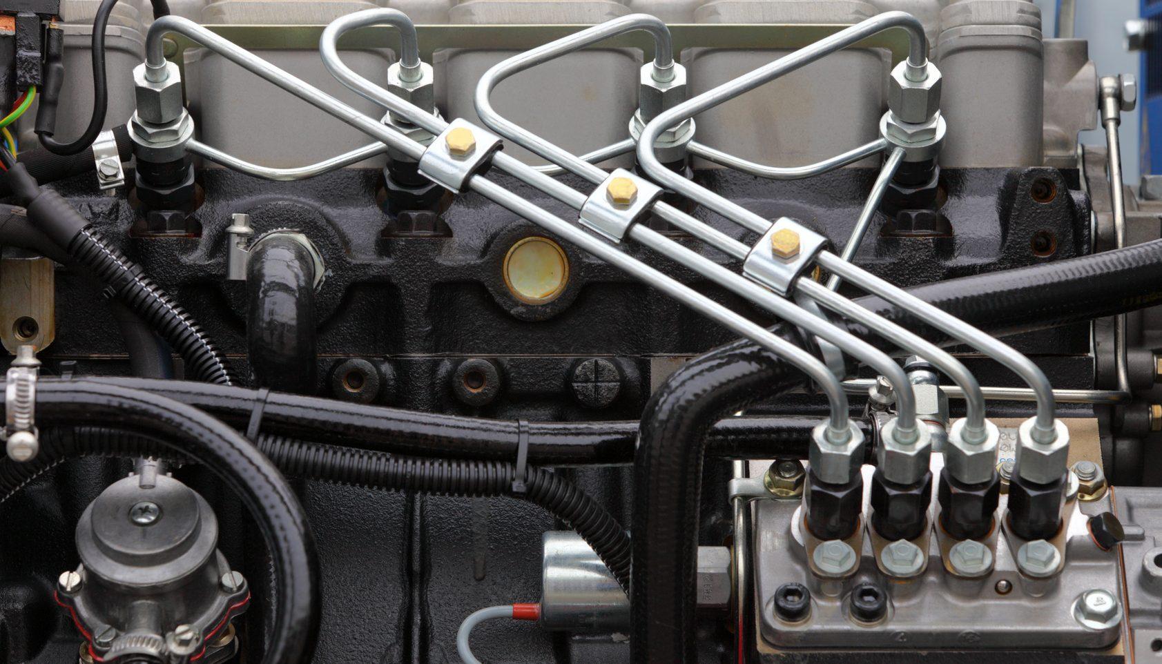 Неисправности топливной системы дизельных двигателей