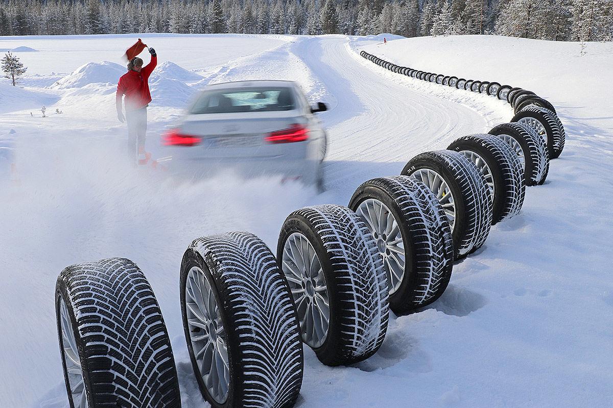 Особенности зимних покрышек для автомобилей