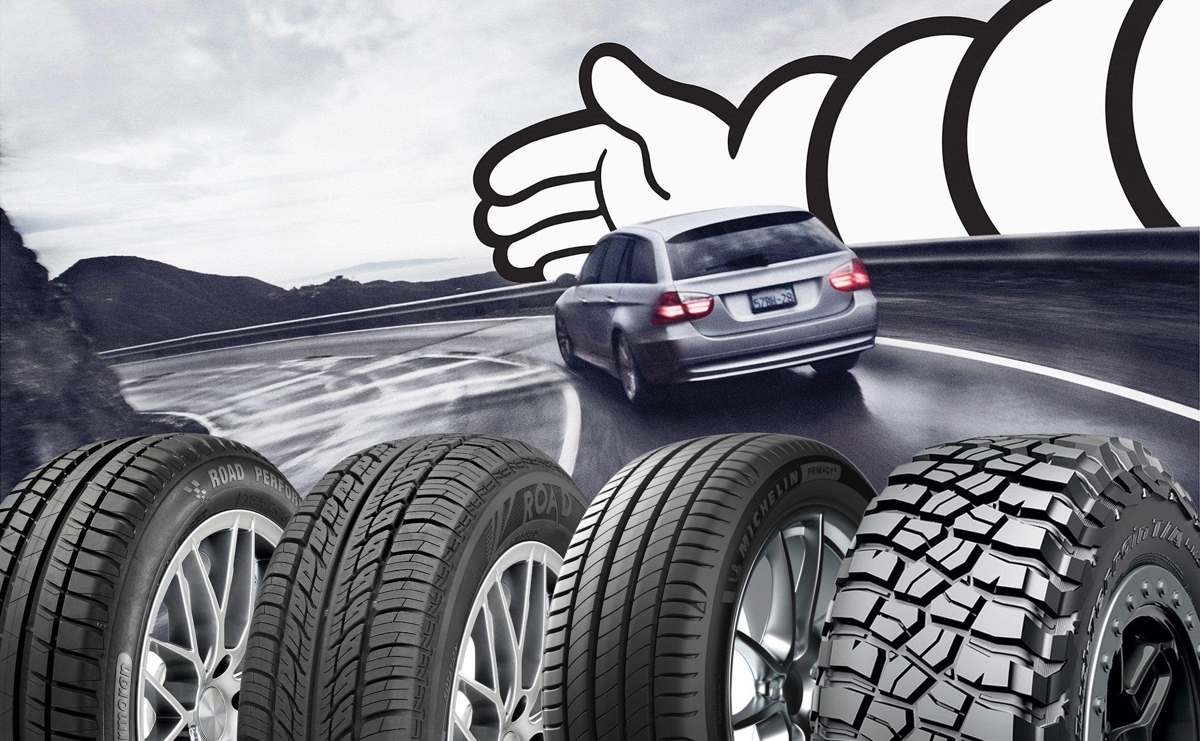 Что думают автомобилисты о шинах MICHELIN