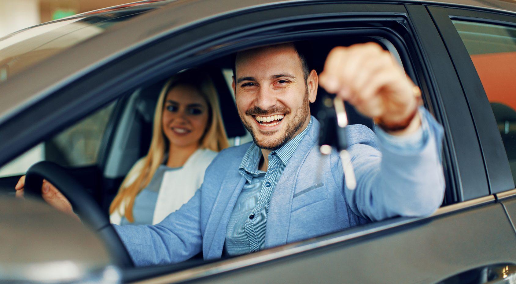 Где взять автомобиль в аренду