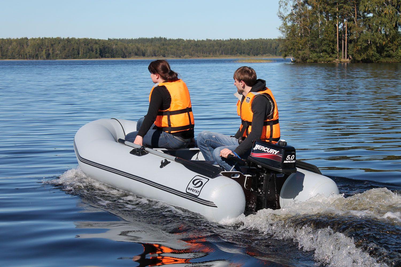 Какие преимущества имеют надувные моторные лодки?