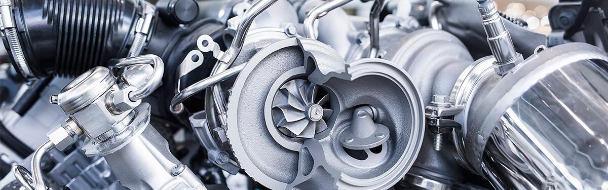 Симптомы неисправности и причины поломки автомобильных турбин