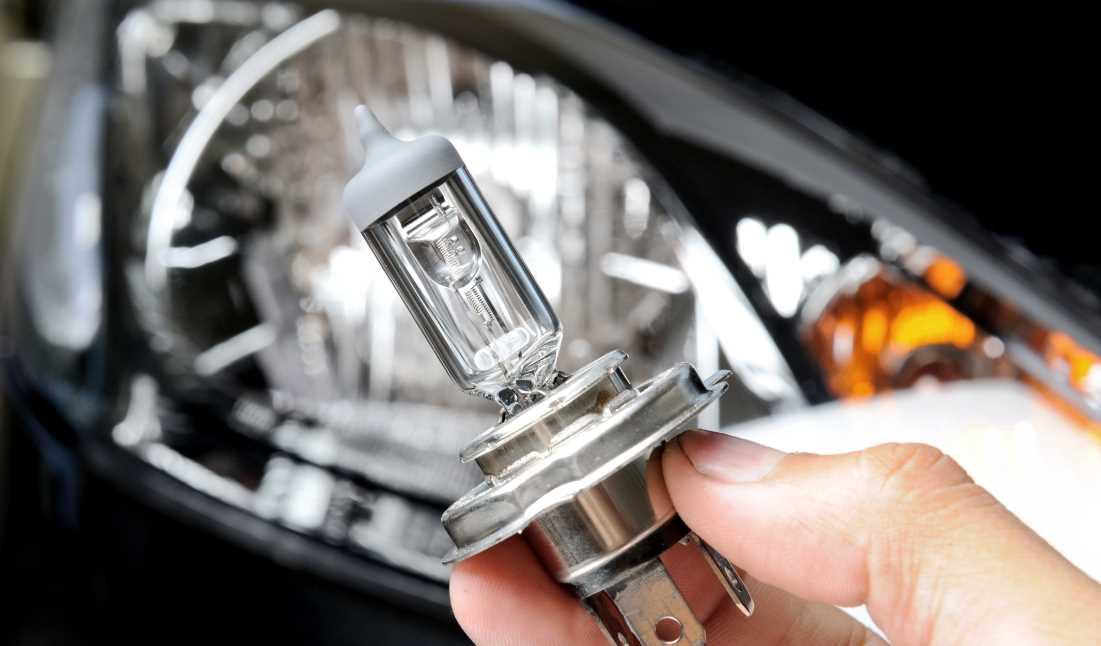 Автомобильные лампы и их замена