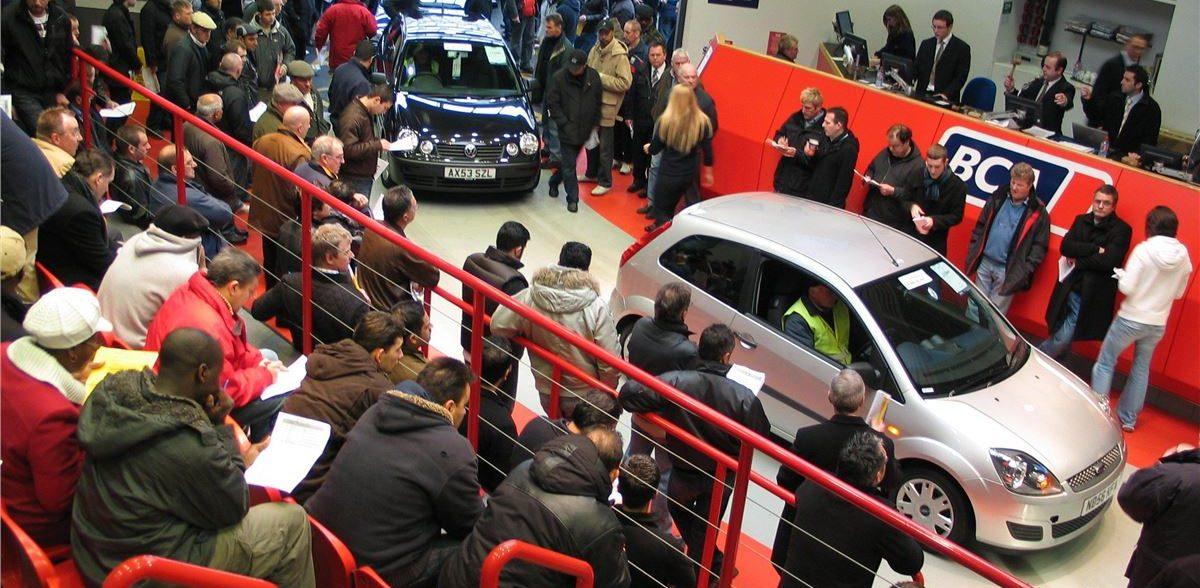 Покупка машины на автомобильном аукционе