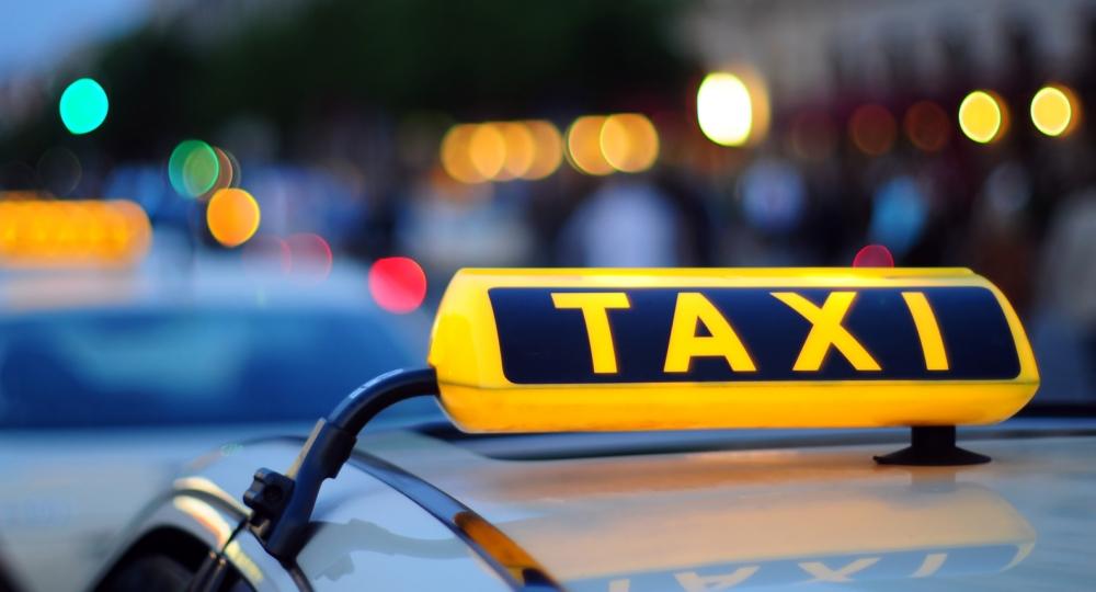 Польза такси в городе