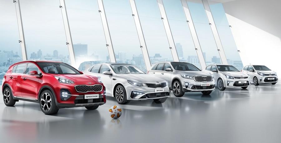 Возможности покупки нового автомобиля Киа