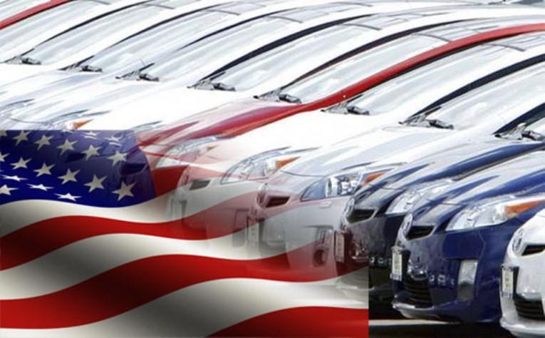 Популярность подержанных автомобилей из США