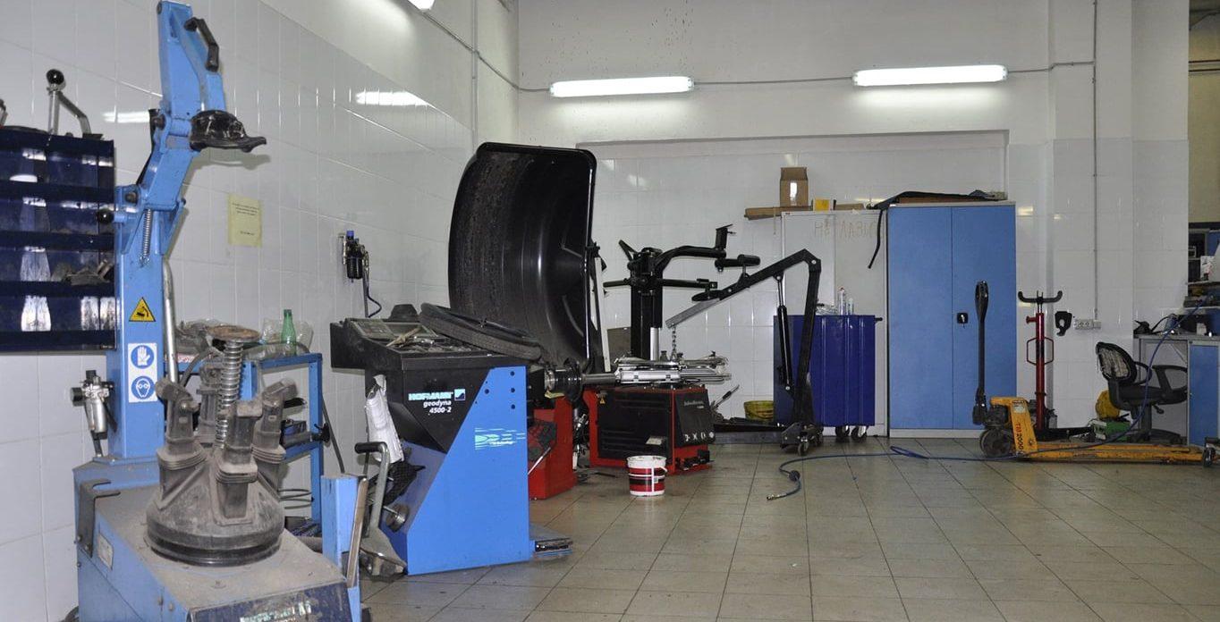 Современный ассортимент шиномонтажного оборудования