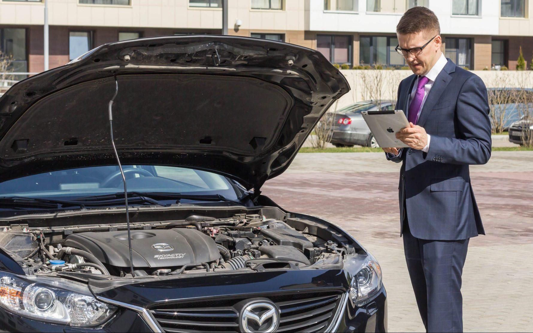 Помощь экспертов при покупке автомобиля