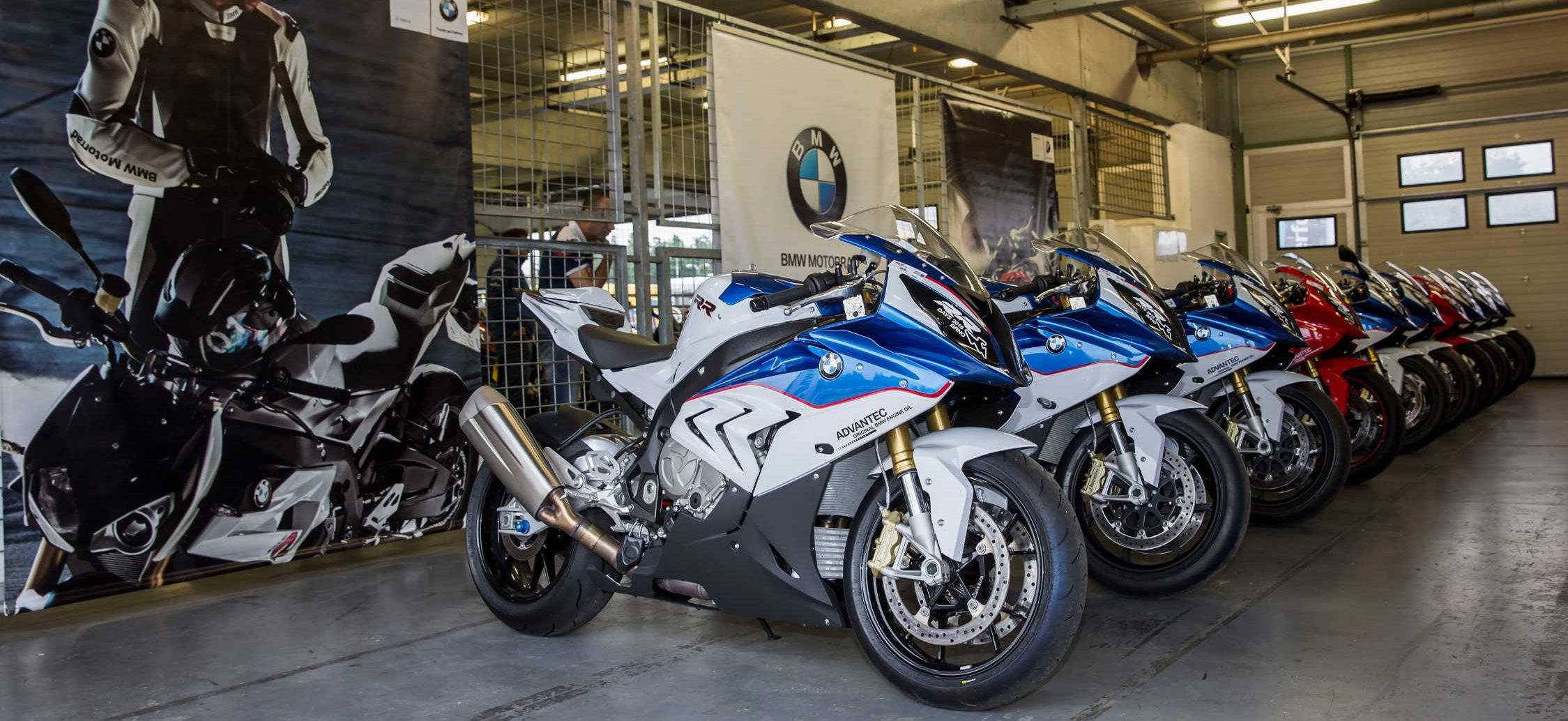 Достоинства мотоциклов бренда БМВ