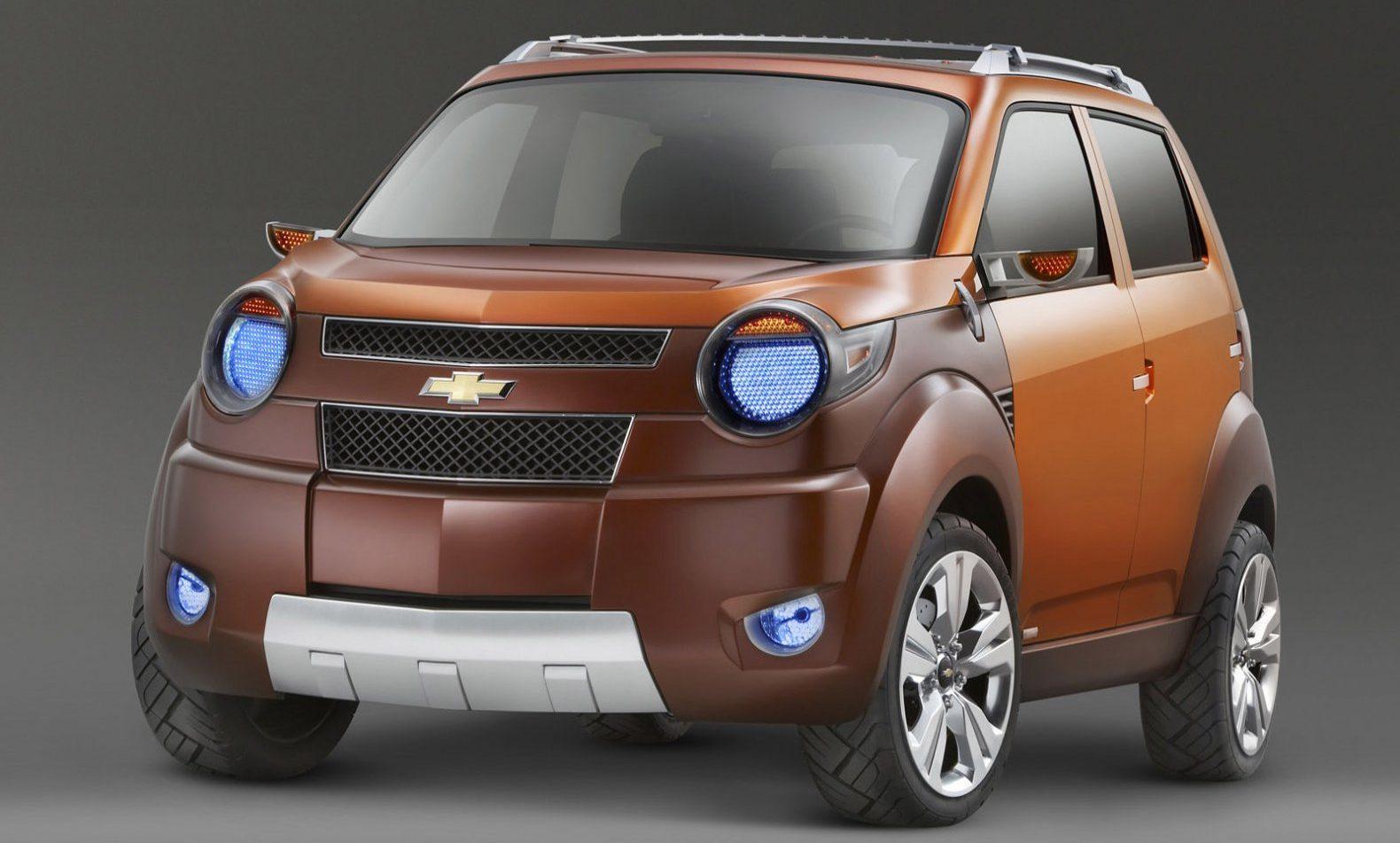 Автомобили бренда Шевроле