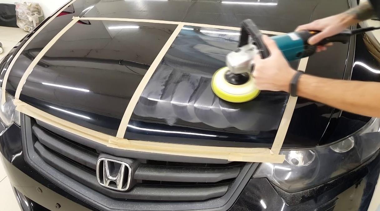 Когда необходима полировка автомобиля